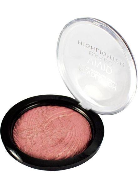 Makeup Revolution Makeup Revolution Vivid Baked Highlighter - Rose Gold Lights