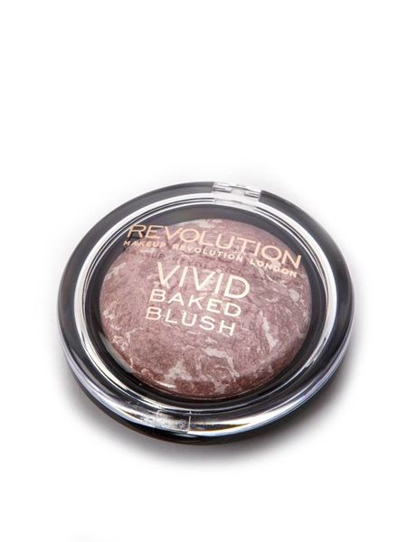 Makeup Revolution Makeup Revolution Baked Blusher - Hard Day