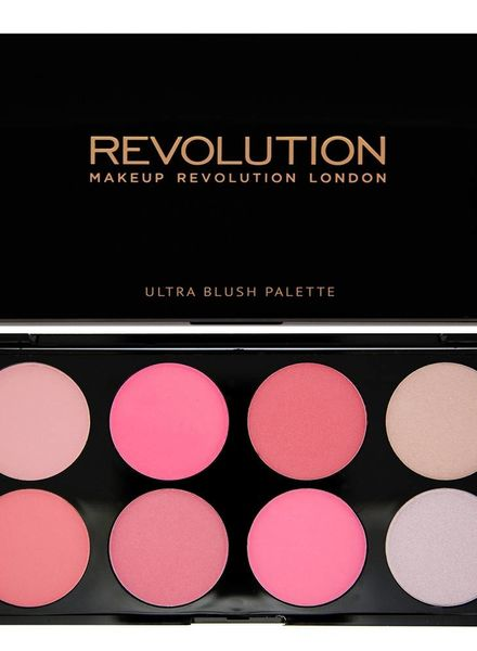 Makeup Revolution Makeup Revolution Blush Palette - All About Pink