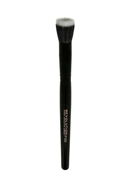 Makeup Revolution Makeup Revolution Pro F103 Stippling Brush
