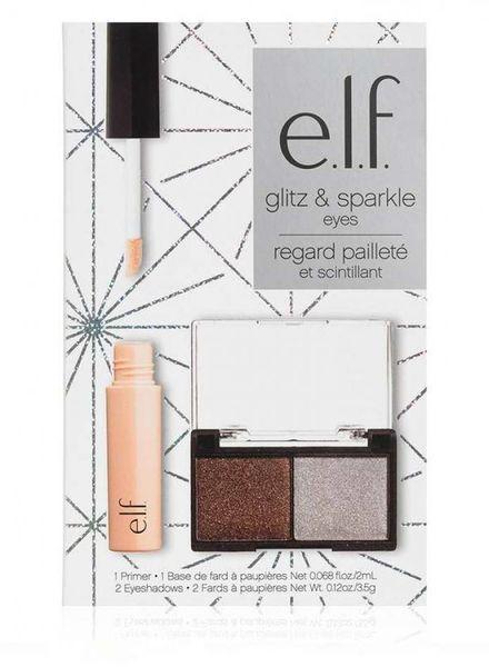 e.l.f. eyeslipsface e.l.f. eyeshadow and eyeshadow primer set