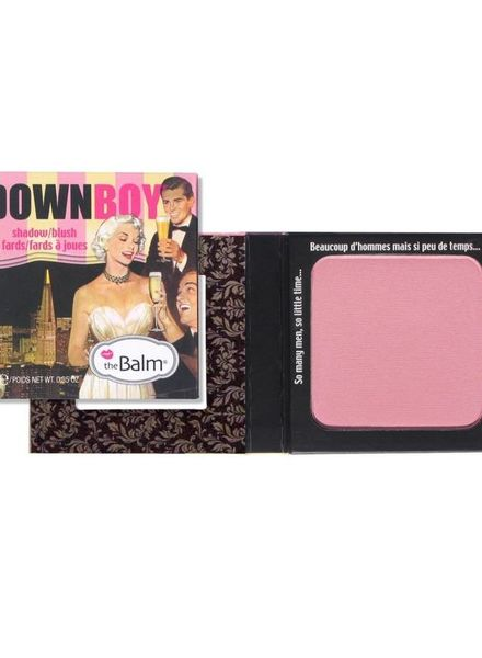 TheBalm TheBalm DownBoy® Shadow/Blush