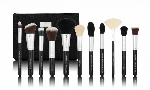Boozy Brush Set black