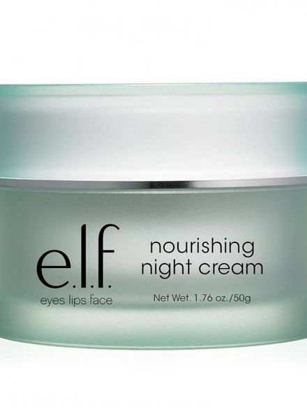 e.l.f. eyeslipsface e.l.f. Nourishing Night Cream