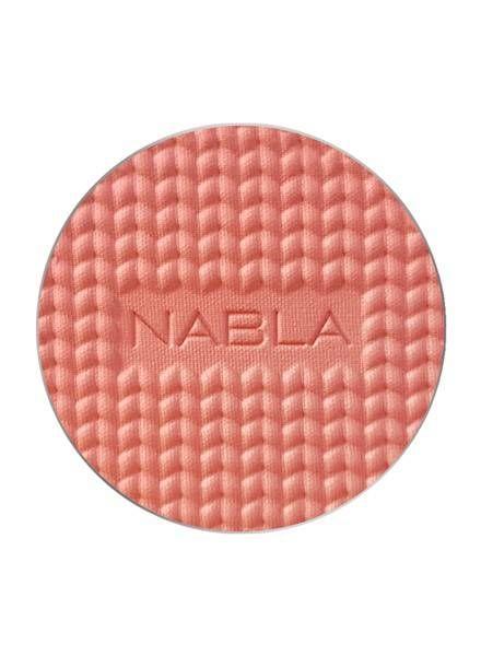Nabla cosmetics NABLA Blossom Blush Refill Nectarine