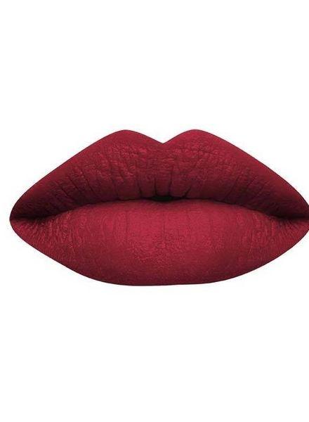 LA Splash Velvet Matte Liquid Lipstick creme bavaroise