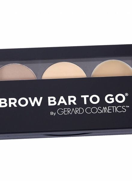 Gerard Cosmetics Gerard Cosmetics Brow Bar to go- blonde to brunette