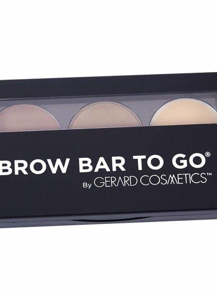 Gerard Cosmetics Gerard Cosmetics Brow Bar to go- medium to ebony