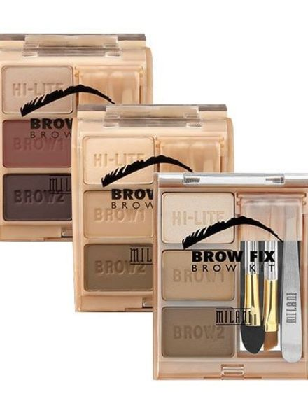 Milani Cosmetics Milani Brow Fix Kit