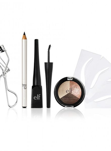 e.l.f. eyeslipsface e.l.f. Get the look Set everyday glow 5-teilig
