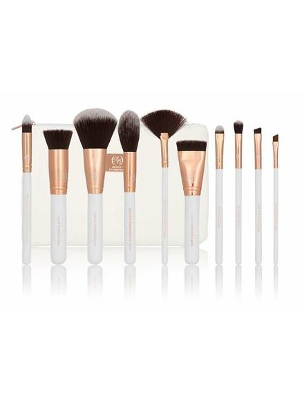 Boozy Cosmetics Boozy Cosmetics Sculpt & Blend Brush 10er Set vol.2