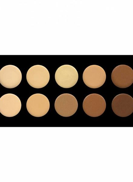 Crown Brush Crown Brush 10 Colour Concealer Palette