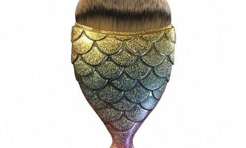Mermaid Salon Brushes