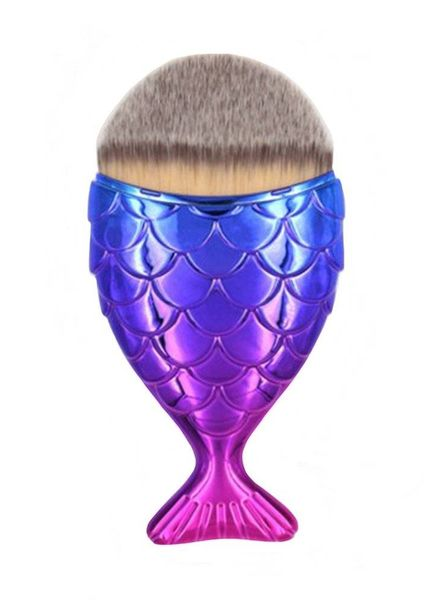 Mermaid Salon - Original Chubby Mermaid Brush - Galaxsea