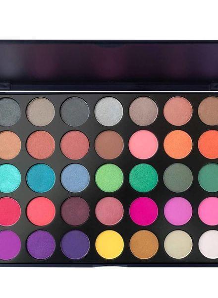 Mermaid Salon Mermaid Salon - Jewel Tone city -Eyeshadow palette