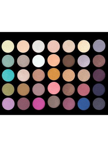 Crown Brush - Back to basics Eyeshadow Palette