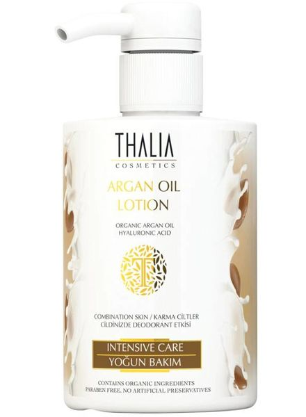 Thalia Beauty Thalia - Lotion à l'huile d'argan 300 ml