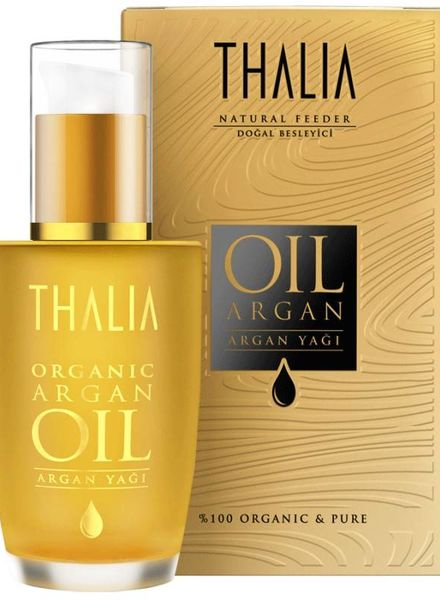 Thalia Beauty Thalia 100% Organic Argan Oil 60 ml