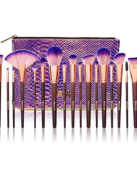 GWA Cosmetics GWA Fairytale Collection Vol. 2 | 17pcs Makeup Brush Set