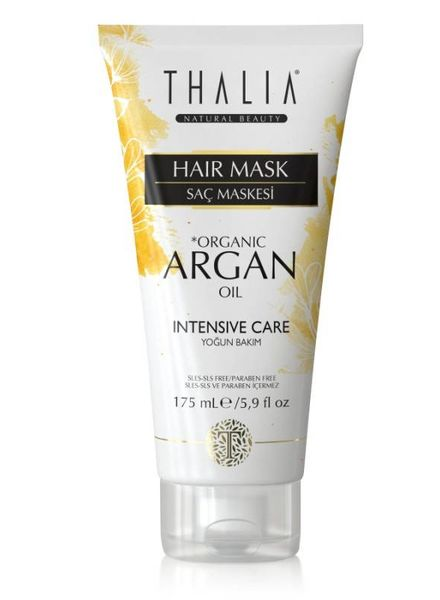 Thalia Beauty Thalia - Masque bio à l'huile d'argan et au macadamia 175 ml