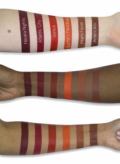 OFRA Cosmetics OFRA long lasting liquid lipstick - Atlantic City