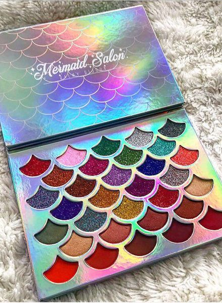 Mermaid Salon - Sparkle Balmy Bijoux Multipalette