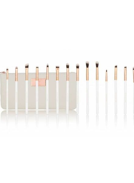 Boozy Cosmetics Boozy Cosmetics Rose Gold Deluxe Eye Set 14pcs