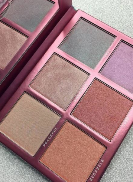 Sigma Beauty® Sigma Beauty® Chroma Glow Shimmer & Highlight Palette