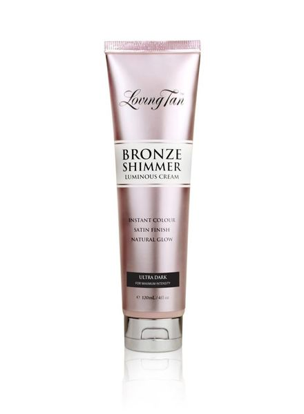 LovingTan Loving Tan Bronze Shimmer Luminous Cream - ultra dark