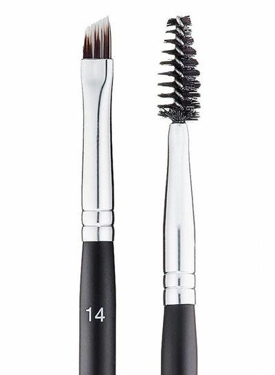 Anastasia B.H. Anastasia Beverly Hills Dual Sided Brow Brush #14