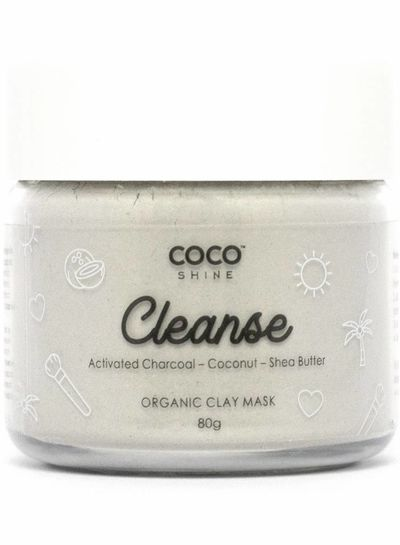 Cocoshine Cocoshine - Organic Clay Mask - Cleanse