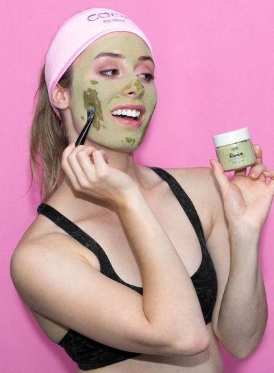 Cocoshine Cocoshine - Organic Clay Mask - Revive