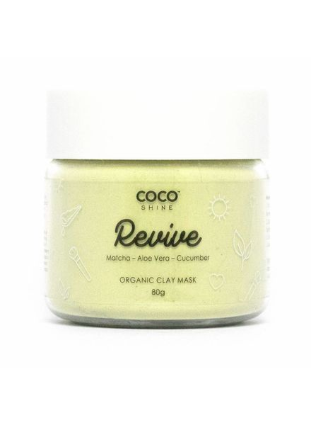 Cocoshine Cocoshine - Organic Clay Mask - Revive