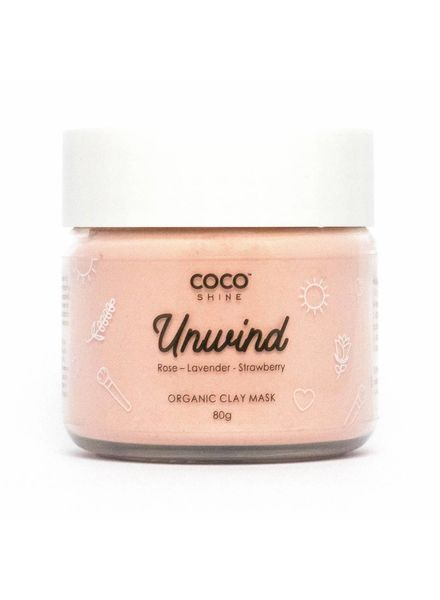 Cocoshine Cocoshine - Organic Clay Mask - Unwind