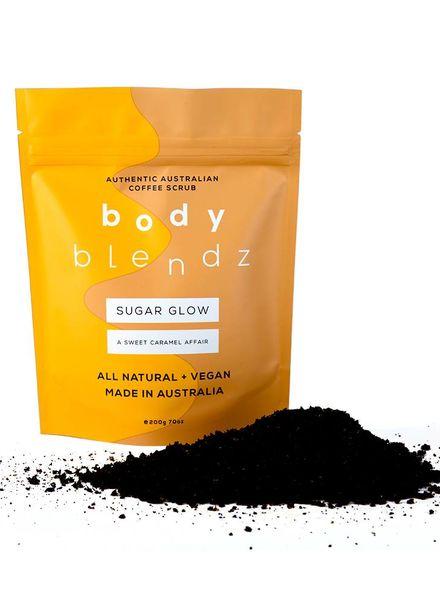 Bodyblendz Bodyblendz Glow Coffee Scrub