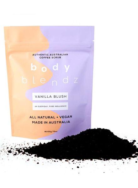 Bodyblendz Bodyblendz Vanilla Blush Coffee Scrub