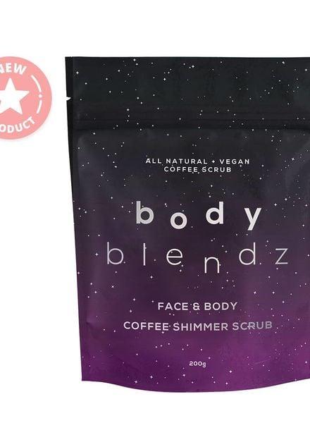 Bodyblendz Bodyblendz Shimmer Scrub