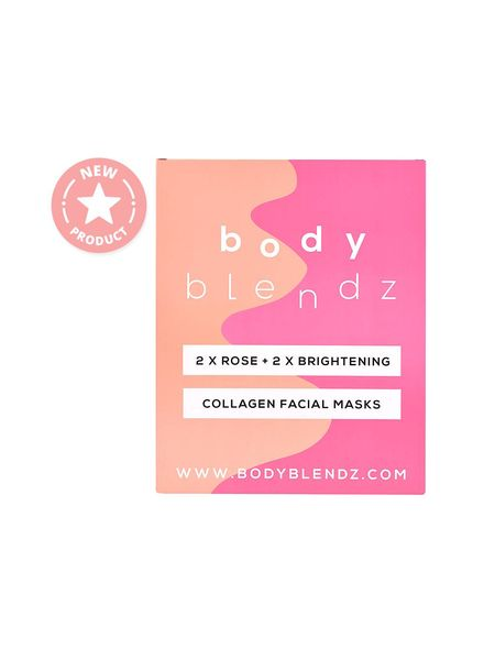 Bodyblendz Bodyblendz Collagen Facial Masks