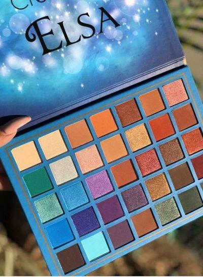 Beauty Creations  Beauty Creations Elsa Palette