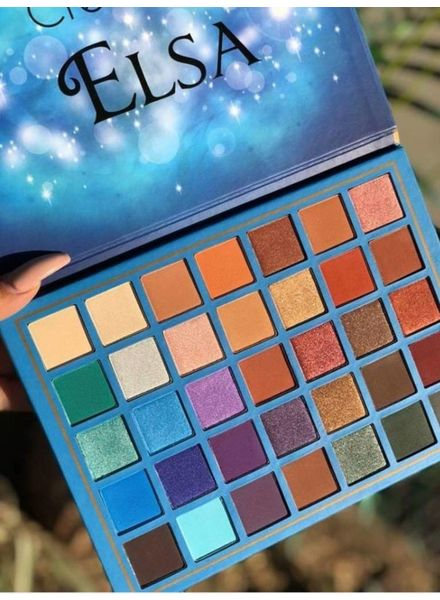 Beauty Creations  Beauty Creations Elsa Palette