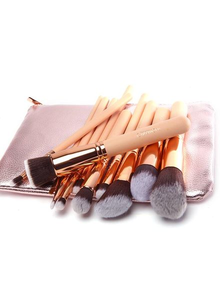 Beauty Creations  Beauty Creations  Ballerina Brush Set 11pcs