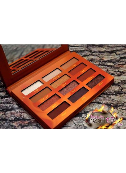 Beauty Creations  Beauty Creations Hot Fire Palette