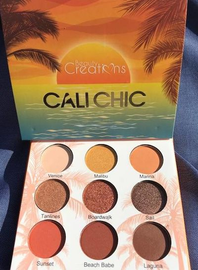 Beauty Creations  Beauty Creations Cali Combo Paletten (2x Cali)