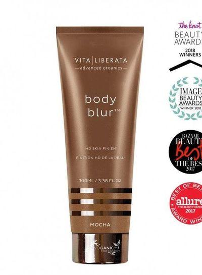 Vita Liberata Vita Liberata Body Blur intant HD Skin Finish - Mocha