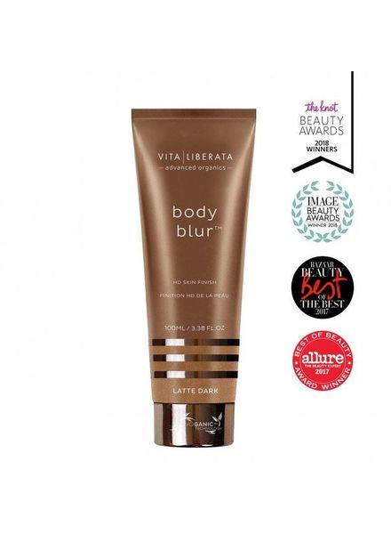 Vita Liberata Vita Liberata Body Blur intant HD Skin Finish -Latte Dark