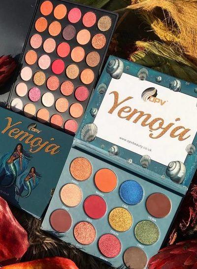 OPV beauty OPV Beauty Yemoja Palette