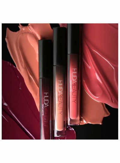 Huda Beauty Huda Beauty Demi Matte Cream Lipstick - Bawse