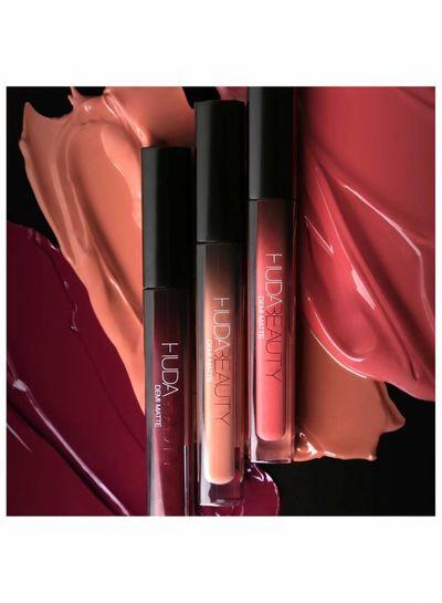 Huda Beauty Huda Beauty Demi Matte Cream Lipstick - Passionista