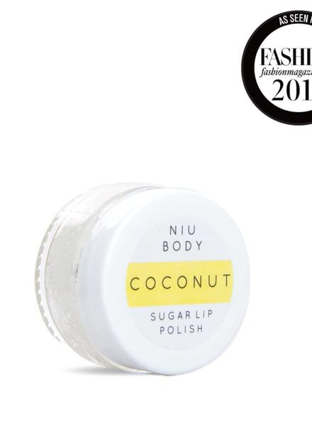 Niu Body Niu Body Coconut Lip Polish