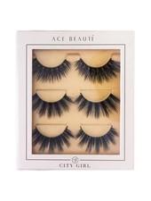 Ace Beaute Ace Beaute City Girl Eyelash Trio